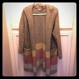 Urban Outfitters Long Cardigan Sweater